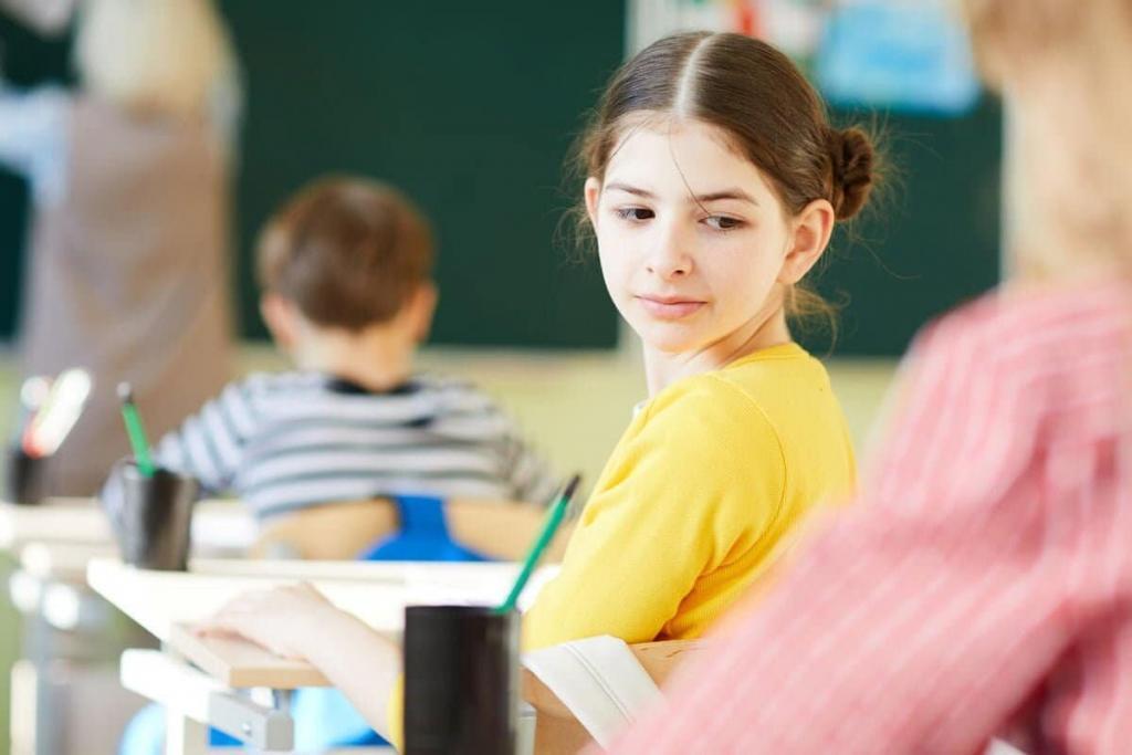 Okul Degistirmek Zorunda Kalan Cocuklarin Psikolojileri