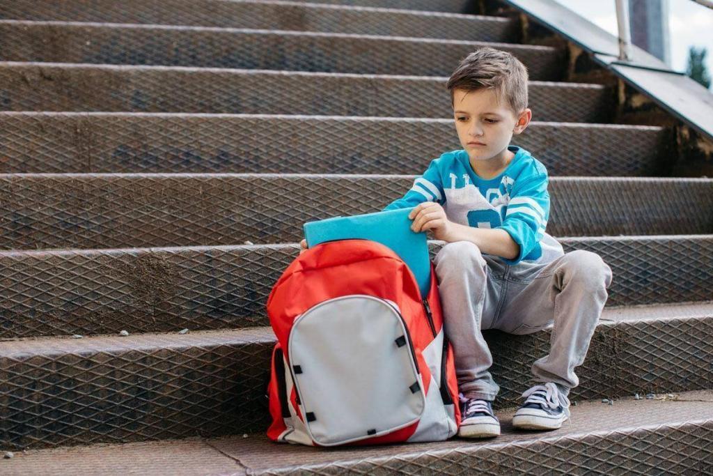 Okula Uyum Surecinde Ailelerin Yapmasi Gerekenler