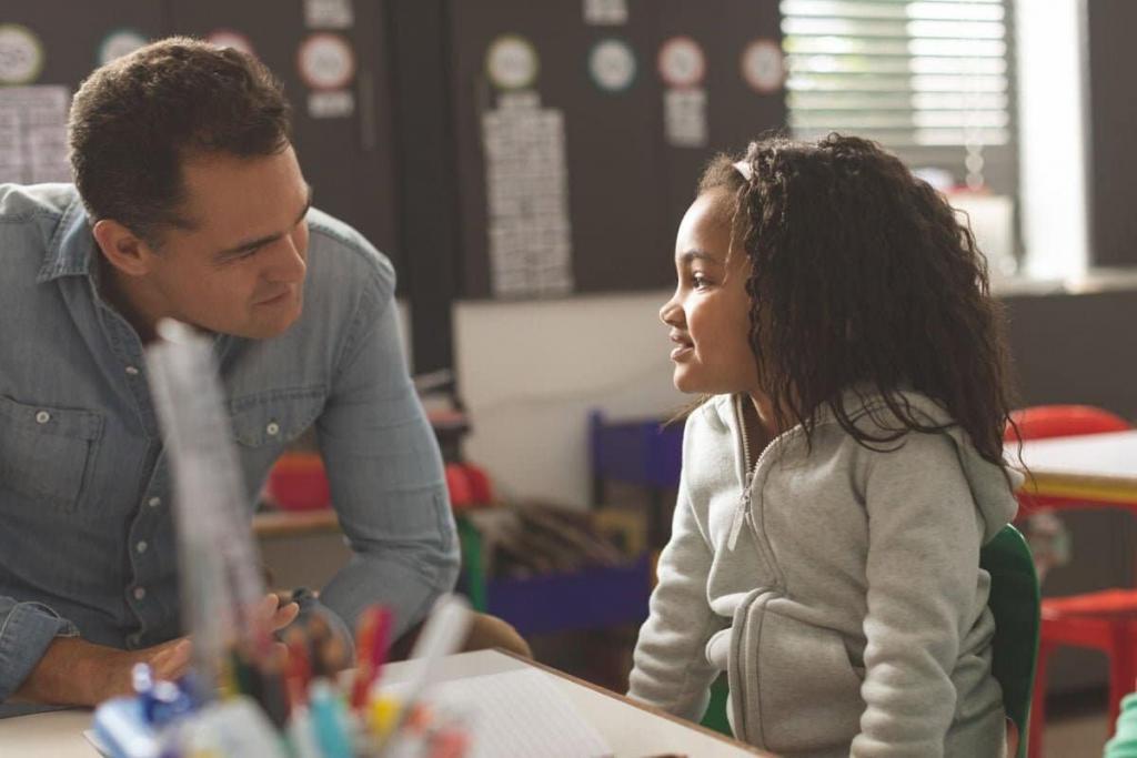 Okula Yeni Baslayan Cocuklarla Sinifa Girmek Dogru Mu Yanlis Mi
