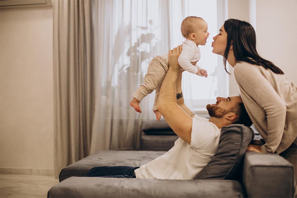 Mutlu Çocuk Yetiştirmenin 8 Yolu!