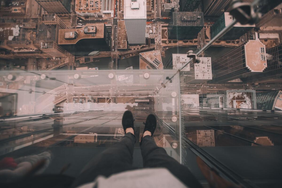 Yükseklik Korkusu Neden Olur?